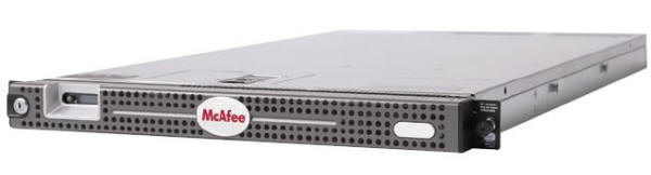 McAfee Event Receiver