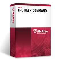 McAfee ePolicy Orchestrator (ePO) Deep Command